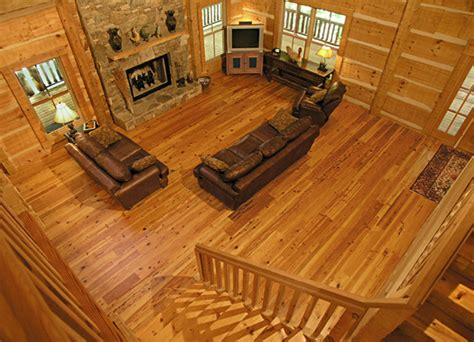 southern yellow pine flooring style  shades