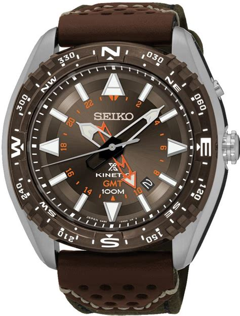 Seiko Prospex Sun061p1 Kinetic Gmt Original seiko sun061p1 prospex m gmt end 5 30 2018 1 59 pm