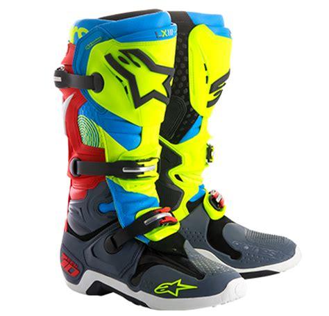 tech 10 motocross boots motocross alpinestars