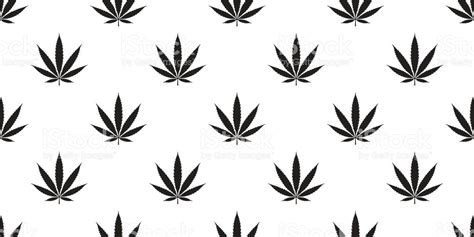 pattern weed photoshop weed marijuana cannabis leaf vector seamless pattern