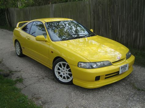 Yellow For Sale Cars For Sale Yellow Jdm Honda Integra Type R 2000