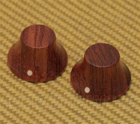 Wooden Knobs by Guitar Parts Factory Wood Knobs