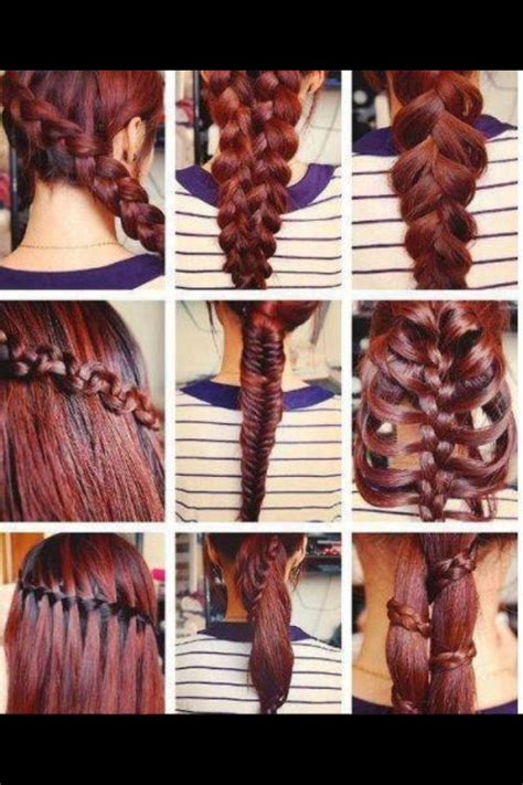 different kinds of twists different kinds of braids fabulous hair pinterest