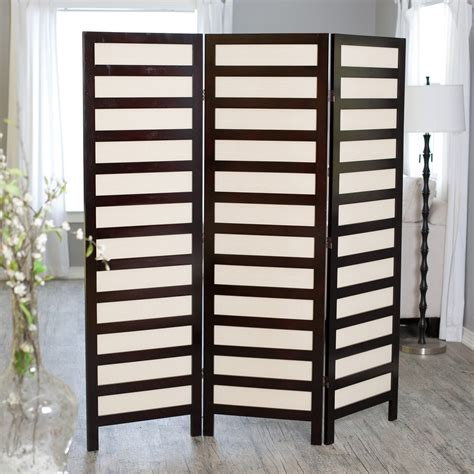 decorative panel room divider kavari canvas 3 panel room divider rosewood room