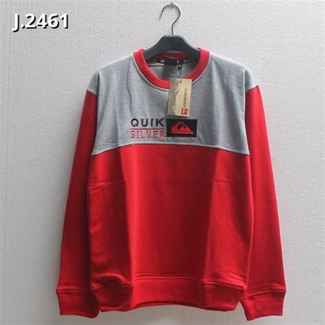 Kaos Oblong Three Second sweater oblong sweatshirt quiksilver j 2461 dahayu shop