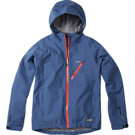 waterproof cycling clothing roam men s waterproof jacket airforce blue small