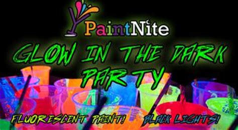 paint nite hayward glow in the paint nite tickets tue aug 27 2013 at