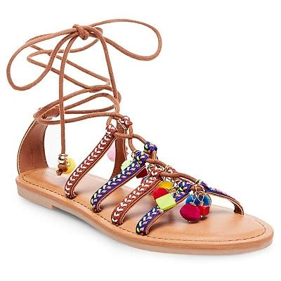 target gladiator sandals s gladiator sandals mossimo supply co target