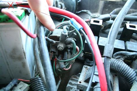cranks  wont start  power  fuel pump