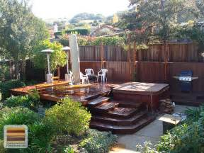 san francisco deck project a garden ipe deck