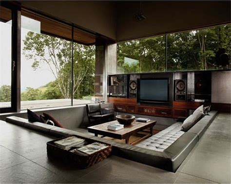 livingroom club 25 best ideas about sunken living room on