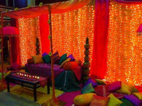 How To Interior Decorate Your Own Home mehndi decoration ideas 2016