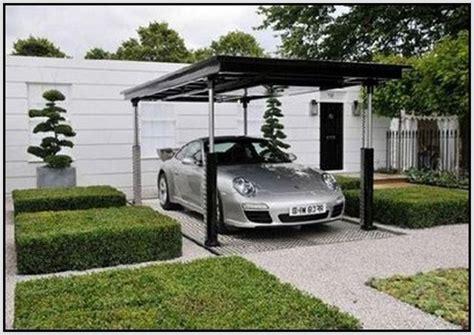 Outdoor Garage by Modern Outdoor Garage Decoration Home Design Ideas