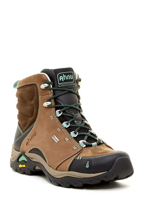 ahnu montara boot ahnu montara waterproof hiking boot waterproof hiking