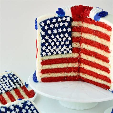 How Old Is Ina Garten by Flag Cake Recipe Dishmaps