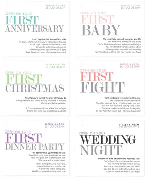 free printable bridal shower wine labels printable wedding wine labels milestone stickers by