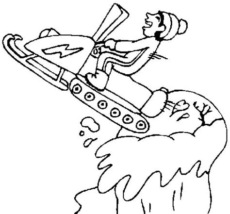 jump coloring sheet coloring pages