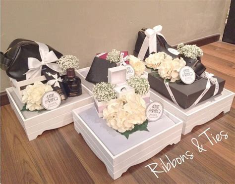 Kotak Cincin Nikah Cincin Kawin Coklat Nb51wr dulang hantaran i wish wedding weddings