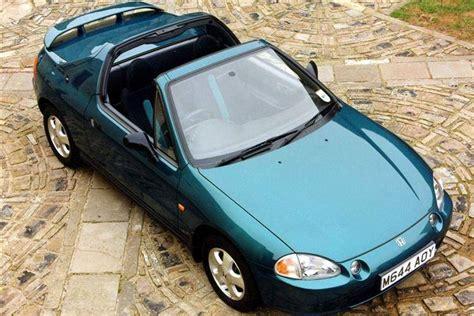 honda sol for sale uk honda crx 1984 1997 used car review car review rac