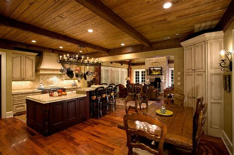 countryside manor traditional kitchen other