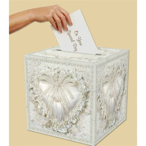 What is the Best Wedding Card Box?   Doozie Weddings
