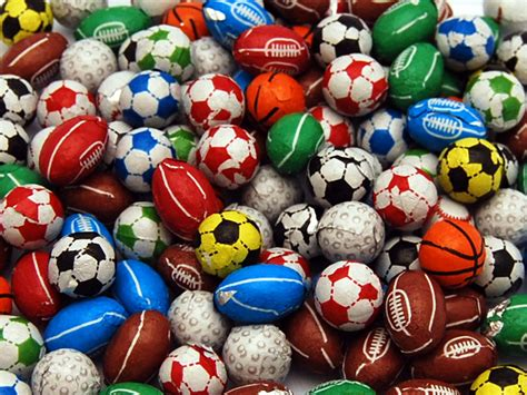 Cocolatte Isport By Co sports balls keep it sweet