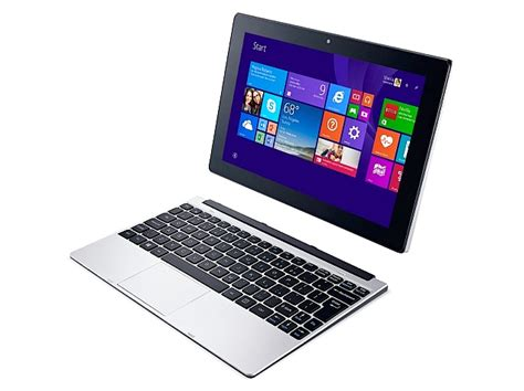 acer 2 in 1 laptop tablet acer one laptop tablet hybrid with windows 8 1 launched at