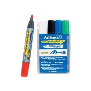 Artline Shirt Marker Bullet Tip 2 0 Mm artline 577 whiteboard marker bullet tip 2 0mm assorted