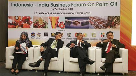 Pasar Minyak Kemiri indonesia bisa kehilangan pasar minyak sawit di india