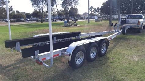 steel boat trailer for sale boat trailers for sale in san diego ballast point yachts