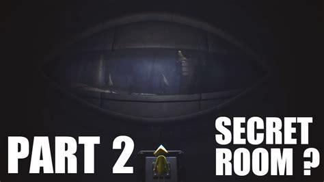 eye to eye in the secret room nightmares walkthrough gameplay part 2 secret eye room ps4 pro