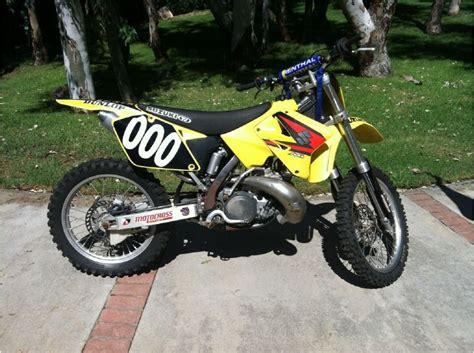2001 suzuki rm250 2001 suzuki rm250 for sale on 2040 motos