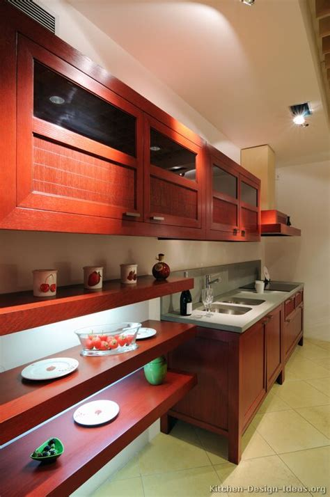 kitchen design ideas org pictures of kitchens modern medium wood kitchen cabinets page 2