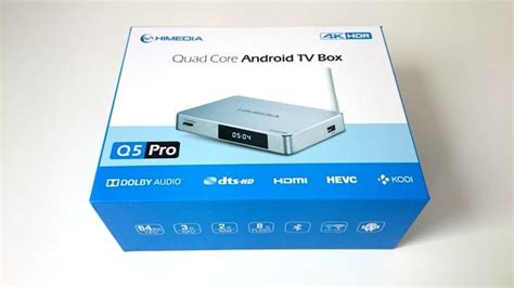 Himedia Q5 Pro himedia q5 pro android tv box powered by hisilicon hi3798c