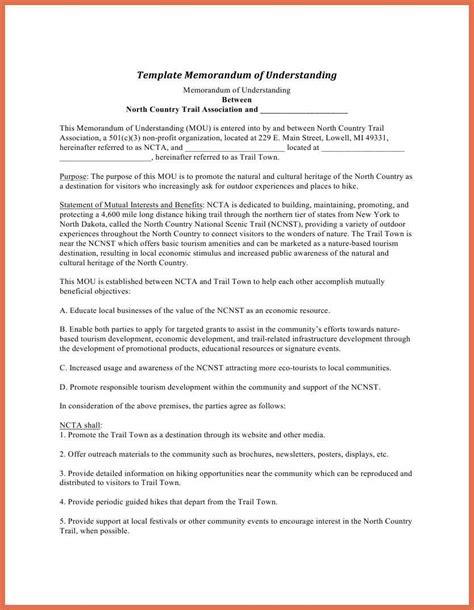 mou template partnership agreement partnership agreement exle bio exle