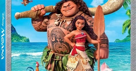 Movies in the park moana escape the lake