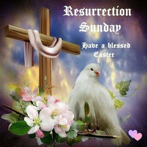 resurrection sunday have a blessed easter pictures