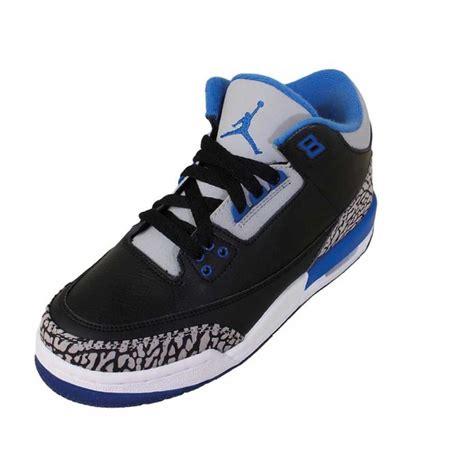 mens air retro 3 basketball shoes nike mens air retro 3 og basketball shoeskids world