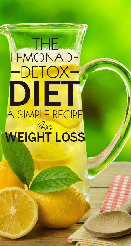 Lemonade Cleansing Detox by Lemonade Diet Rapid Weight Loss And Lemonade On