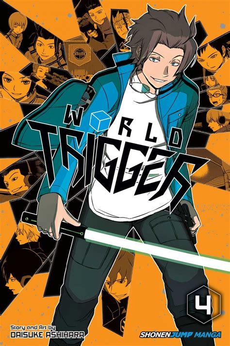 world trigger world trigger vol 4 review aipt