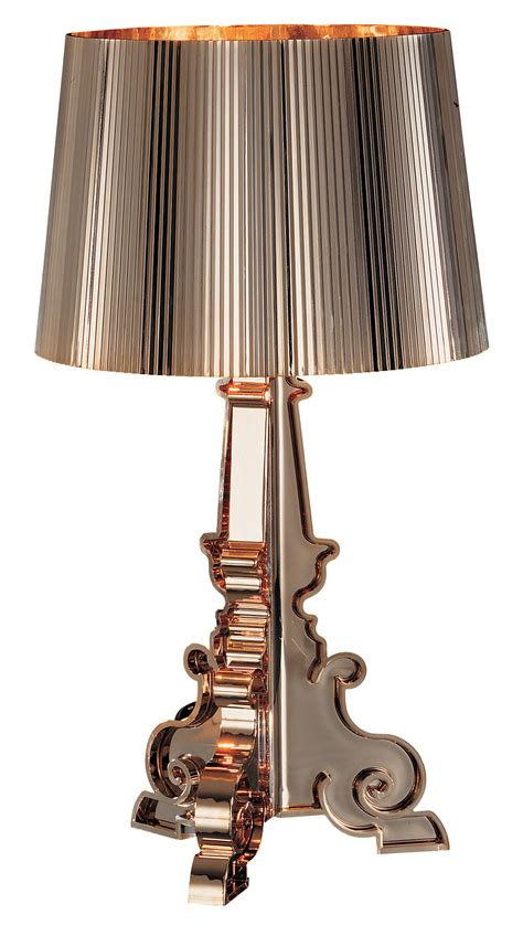 Kartell Bourgie Table L Bourgie Or Table L Gold By Kartell
