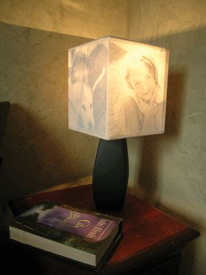 How To Make Paper L Shades At Home - try this family photo l shade