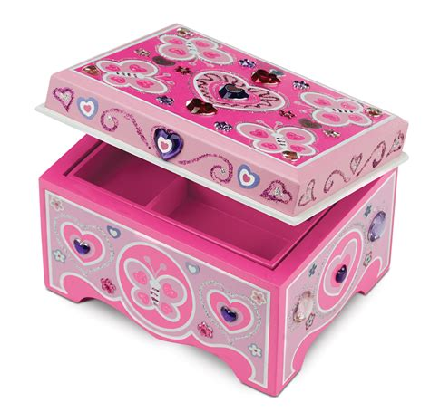 decorate box decorate your own wooden jewelry box by doug