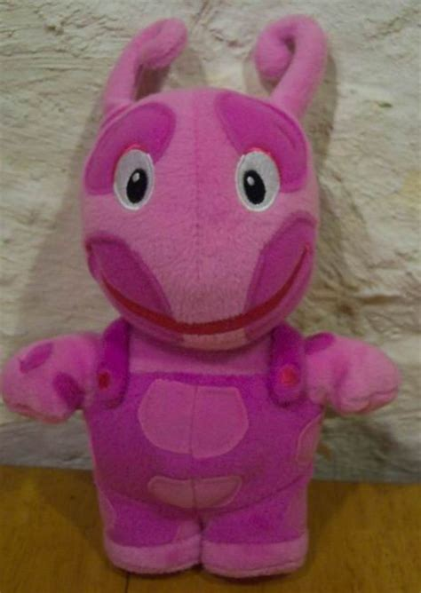 Backyardigans What Of Animals Are They Backyardigans Uniqua 9 Quot Plush Stuffed Animal Ad