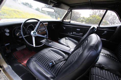 1967 Firebird Interior by 1967 Pontiac Firebird Convertible 132932