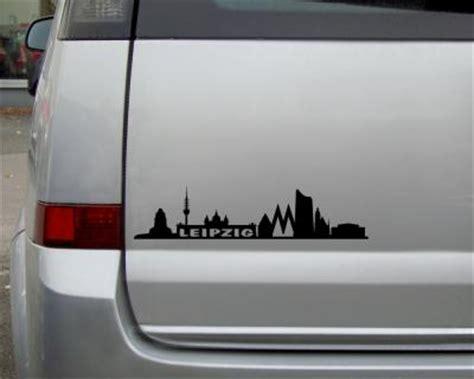 Folienaufkleber Leipzig by Leipzig Skyline Aufkleber Leipzig Sticker 25 Farben 7