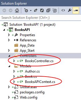 repository pattern async create a rest api with attribute routing in asp net web
