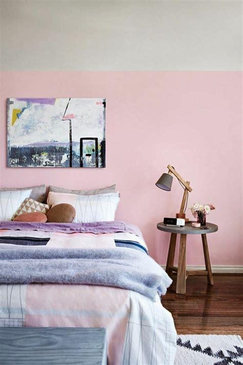 rosa wandfarbe schlafzimmer rosa wandfarbe 25 sch 246 ne beispiele