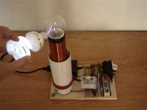 tesla potente casero bobina de tesla y una lara vajo consumo youtube