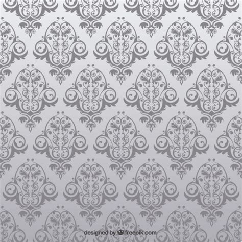 damask pattern freepik antique seamless pattern with flowers damask freepik